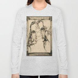 Bipolar by Kate Morgan Long Sleeve T-shirt