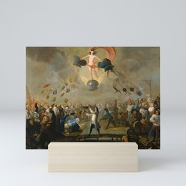 Allegory of Fortune by Balthazar Nebot, 1730 Mini Art Print