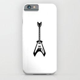 Guitar Vector iPhone Case