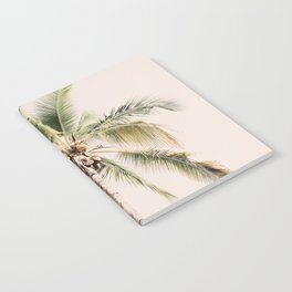 Tropical Palm Tree Notebook