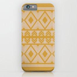 Indios iPhone Case
