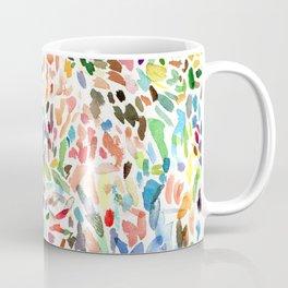 Test Swatches Coffee Mug