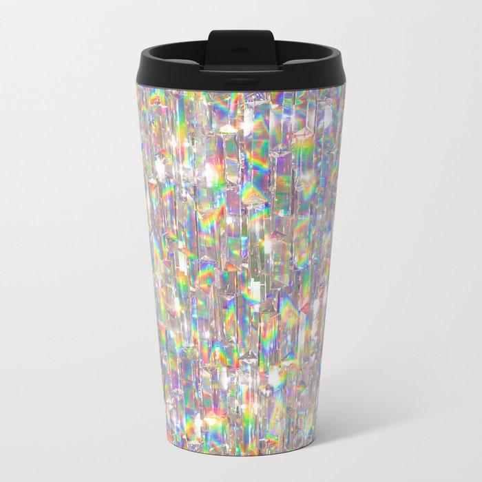 To See Light Metal Travel Mug