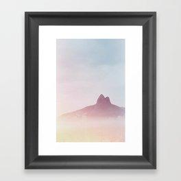 Rio Colors Framed Art Print