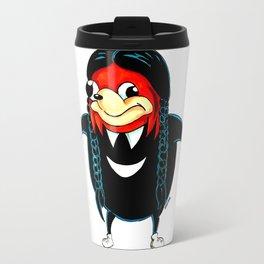 Ugandan Wednesday Travel Mug