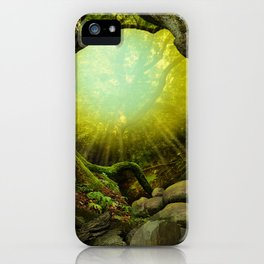 Welcome to fairytale iPhone Case