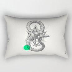Archetypes Series: Rebirth Rectangular Pillow