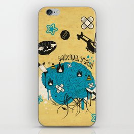 MKULTRA iPhone Skin