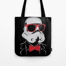 Hipster Trooper Tote Bag