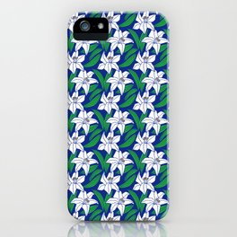 Japanese Pattern 4 iPhone Case