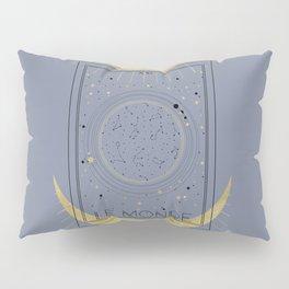 The World or Le Monde Tarot Pillow Sham