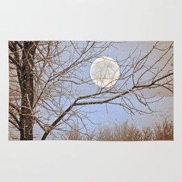 Winter Moon Rug