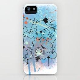Vamp Paint iPhone Case