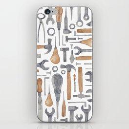 Hand Tools iPhone Skin