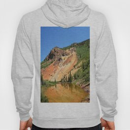 Cliff on Anvil Mountain, No. 1 of 2 Hoody
