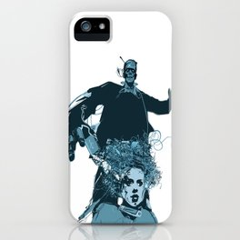 The Frank Connection iPhone Case