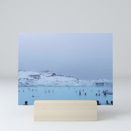 The Blue Lagoon Mini Art Print