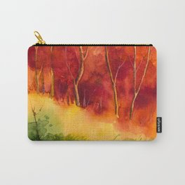 Autumn scenery #16 Carry-All Pouch