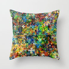 Plus Throw Pillow