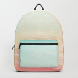 Marble sky dimension Backpack
