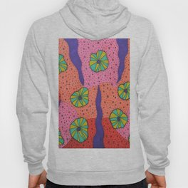Detailed Colorful Art with Funky Vibes Hoody