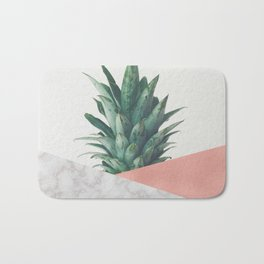 Pineapple Dip VI Bath Mat
