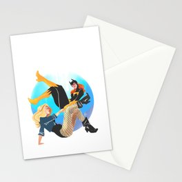 Babs and Dinah Stationery Cards