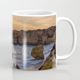 Sunset, Albufeira Coffee Mug