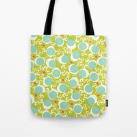 candy Tote Bags featuring candy by ottomanbrim