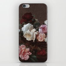 New Order - Power Corruption Lies iPhone & iPod Skin