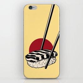 Sushi-San iPhone Skin