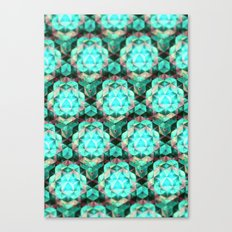 Tessalate Canvas Print