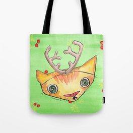 """""""Oro?"""" Reindeer Tote Bag"""