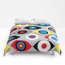 Eye on the Target Comforters