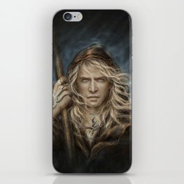 The Undying King iPhone Skin