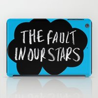 tfios iPad Cases featuring TFiOS by Hoeroine