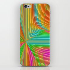 Abstract 359 a dynamic fractal iPhone & iPod Skin