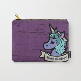 Unicorn Milkshakes Carry-All Pouch