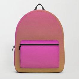 BOOGIE LIGHTS - Minimal Plain Soft Mood Color Blend Prints Backpack
