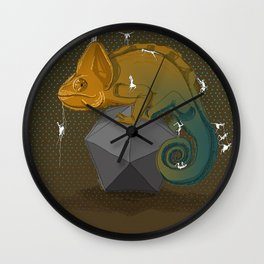 What's your color? Wall Clock
