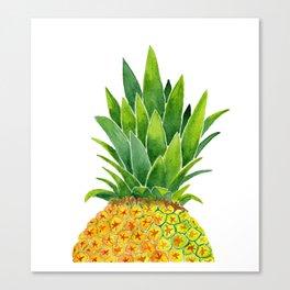 Piña Canvas Print