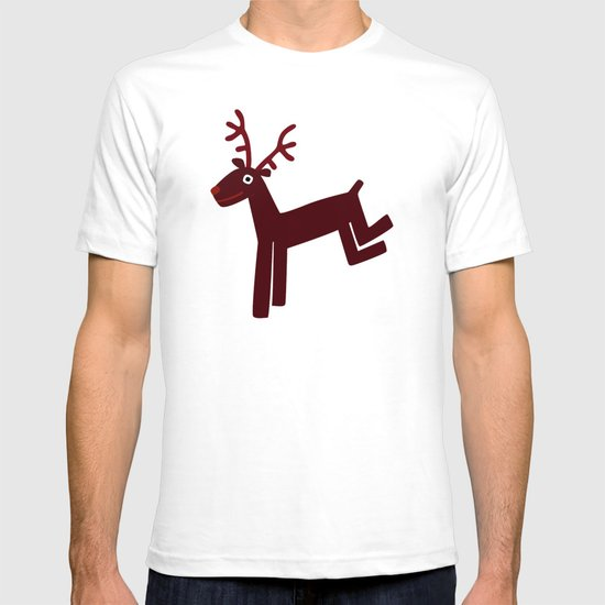 Reindeer-Red T-shirt