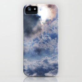 Swell sky iPhone Case