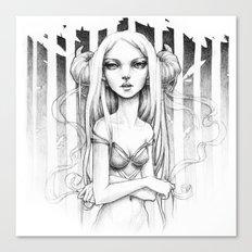 faun v2.0 Canvas Print