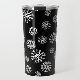 Snowy Travel Mug