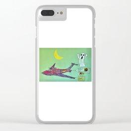 Halloween Air Clear iPhone Case