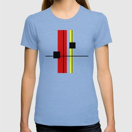 Geometrical design T-shirt