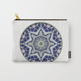 Looking Up Dome Mandala Carry-All Pouch