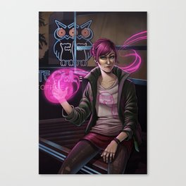 Fetch Canvas Print