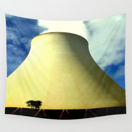 Yallorn Power Station Wall Tapestry